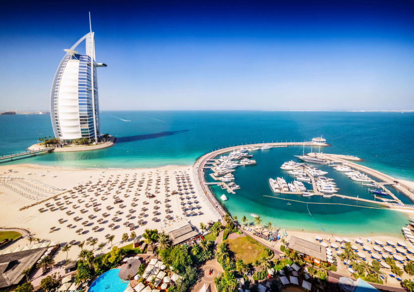 Burj-Al-Arab-Hotel-and-a-marina-Dubai-iStock_64439593_XLARGE-EDITORIAL-ONLY-Nikada-2